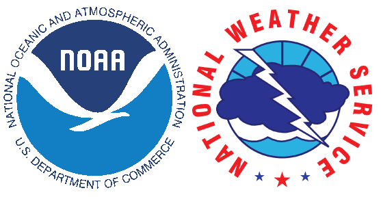 NOAA & National Weather Service Logos