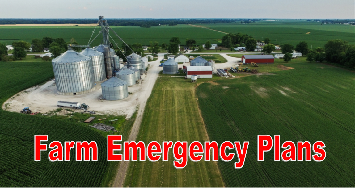 farm emergecy plans cover picture