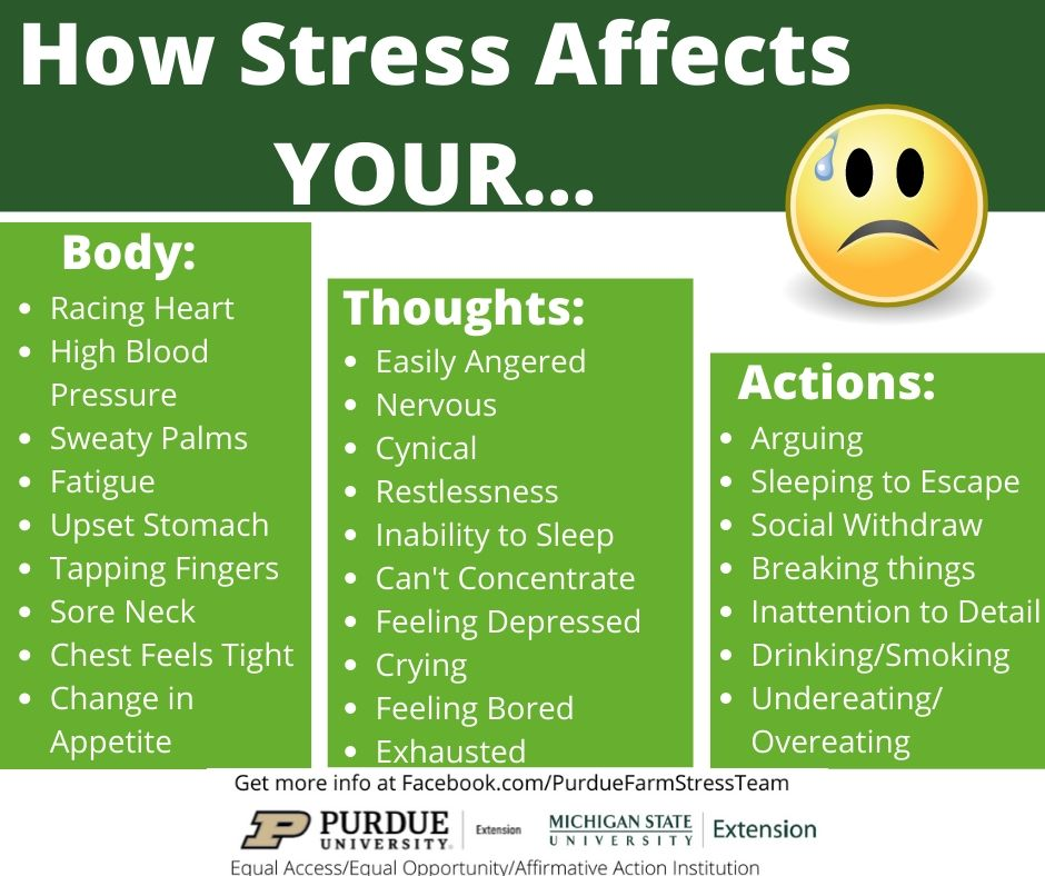 Farm Stress Effects