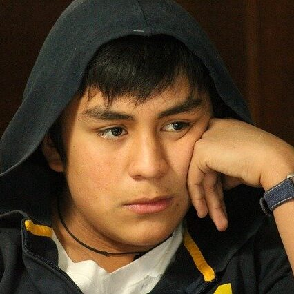 thinking teen