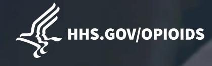 HHS Opioids